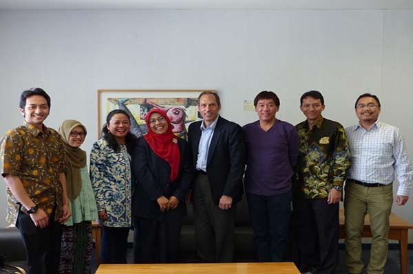 Kerjasama FEB Unair dg Lincoln University dan Auckland University of Technology